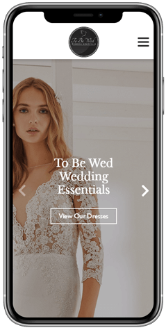 About Mobile Mocks - To Be Wed